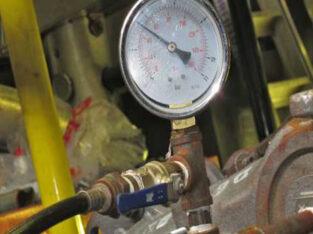 Проверка баллонов метан