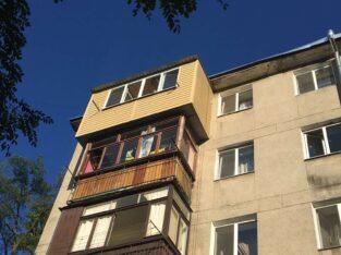 Ремонт и расширение балконов,лоджий по заниженным ценам!