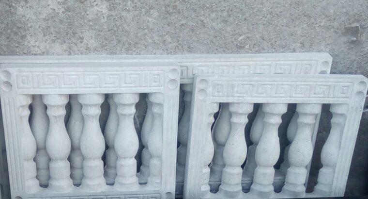 Ритуальні споруди та пам'ятники з бетону