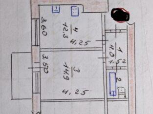 Продам 1 комнатную квартиру на Малом Рынке