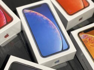 Новые Apple iPhone Xr (128gb)