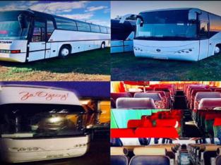 Аренда автобуса Пассажирские перевозки заказ автобусов