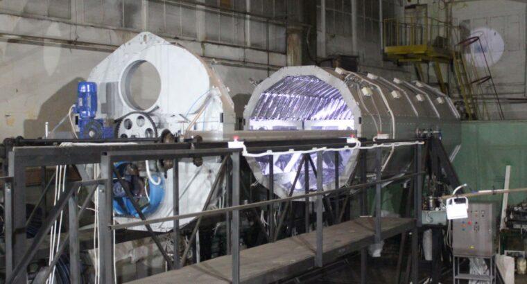 Виготовлення виробів із пластмасс методом ротоформування