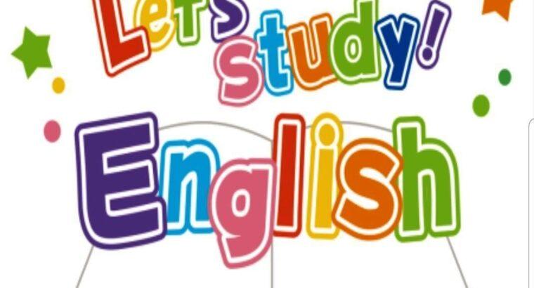Уроки англійської мови