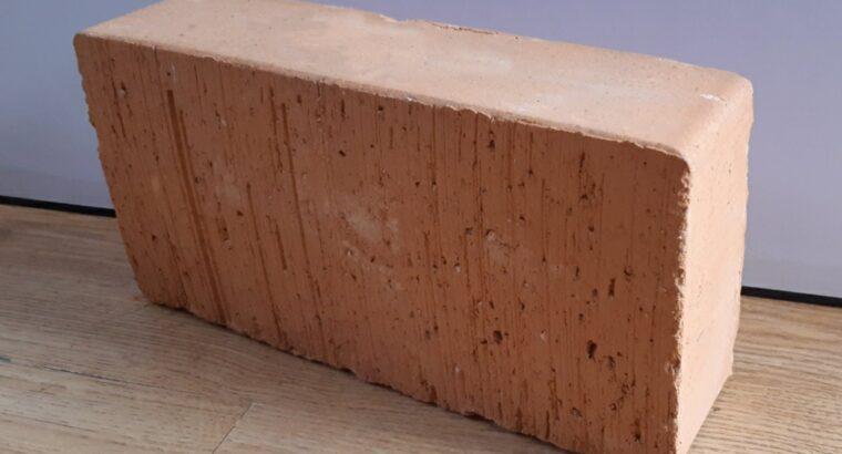 Кирпич рядовой керамический печной профильный М-200 Витебск (Белорусь)