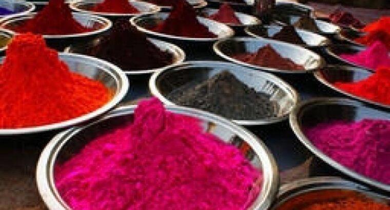 Красители для тканей, бумаги, дерева, масел, бензина, солярки