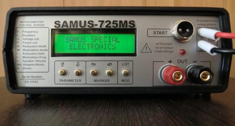 Приборы для ловли рыбы: s a m u s-1000, -725 mp, -725 ms, RICH-1000
