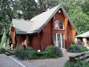 Деревянный дом, строительство под ключ.