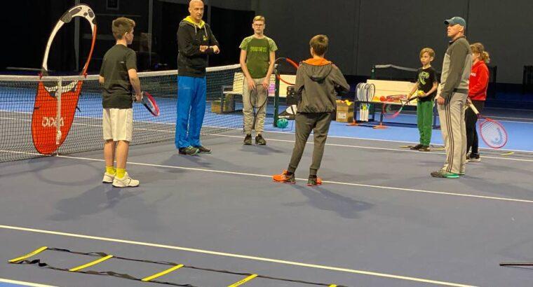 «Marina tennis club» комфортный, cовременный теннисный клуб в Киеве.
