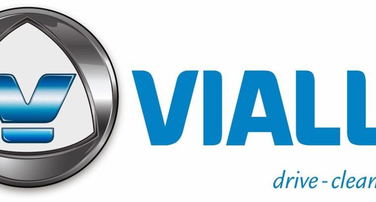 Vialle — жидкий впрыск газа, ГБО 5 поколения. Без редуктора