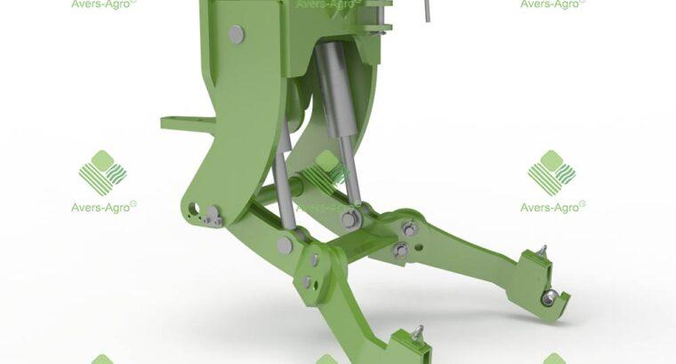 Передняя трехточечная навеска на любую модель трактора