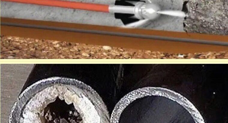 Прочистка канализации в Запорожье. Гидродинамическая и механическая чистка труб. ГИДРОЛАН