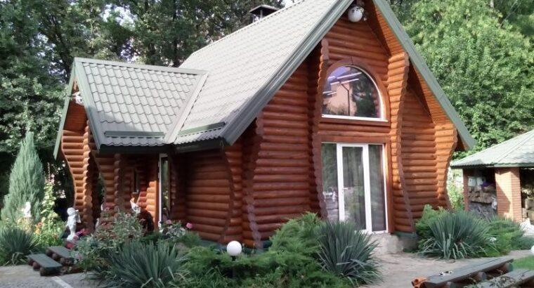 Деревянные дома и бани, строительство под ключ.