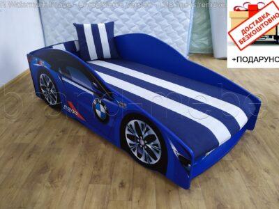 Дитяче ліжко машина