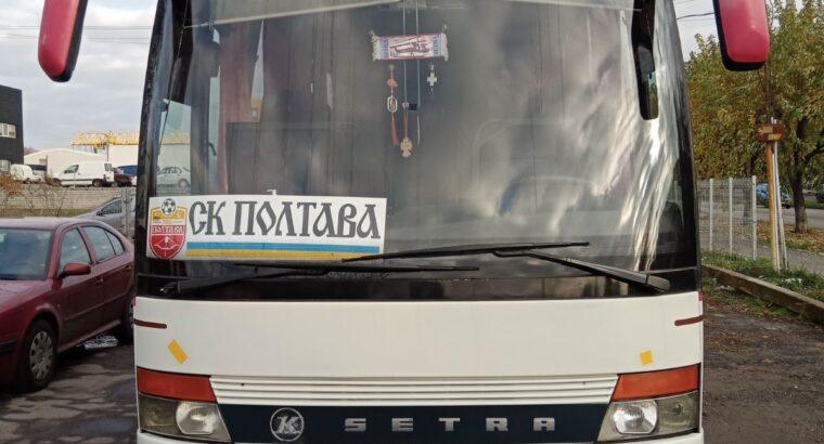 Пасажирські перевезення автобусом/мікроавтобусом по м. Полтаві обл.Україні