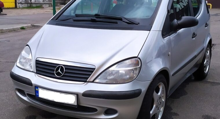 Аренда авто с правом выкупа Мерседес А 170 АКПП Киев без залога