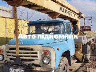 Оренда автопідйомника Львів ТермоБуд-Київ