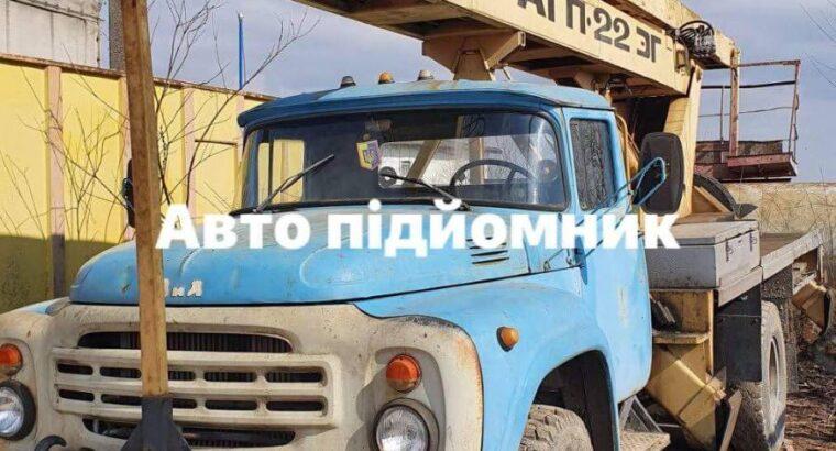 Оренда спецтехніки Львів ТермоБуд-Київ