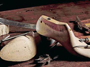 На производство женской обуви