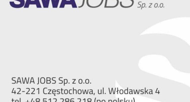 Работа в Польше. Производство авто-вело запчастей.