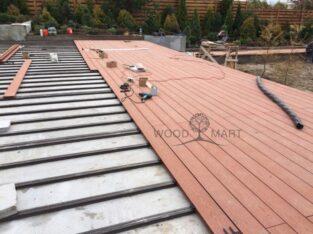 Изготовление и установка террас, фасадов из террасной доски