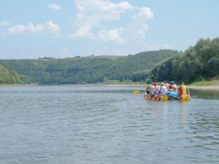 Неймовірний сплав річкою Дністер