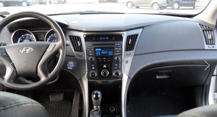 Hyundai Sonata YF 2014 LPi