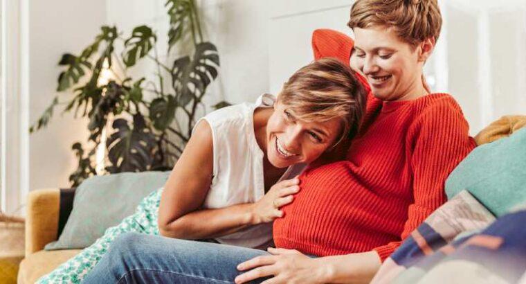 Работа суррогатной матерью, доход от 18 000 долл.