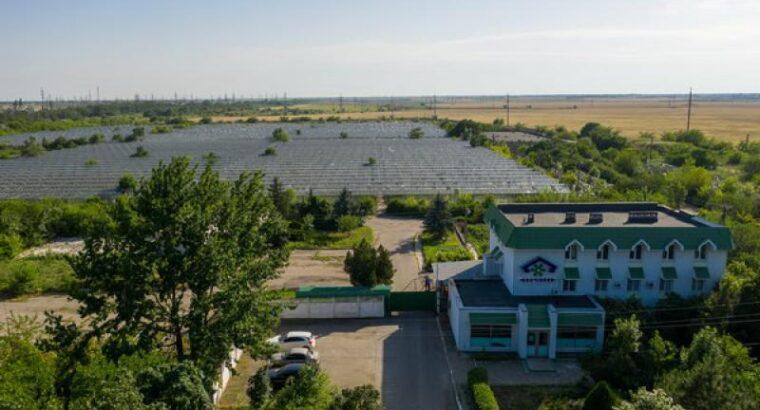 Тепличный комплекс, ферм. хозяйство «Овощевод»
