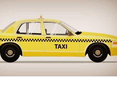 Высокооплачиваемая работа в такси