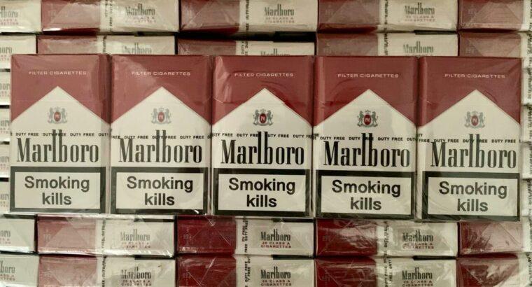 Продам сигареты популярных торговых марок