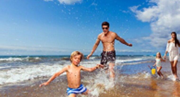 Семейный отдых на Черном море в отеле «Адам и Ева», Затока