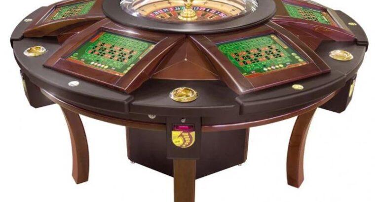 Продам игровую рулетку пневматическую 6-ти местную в Днепре