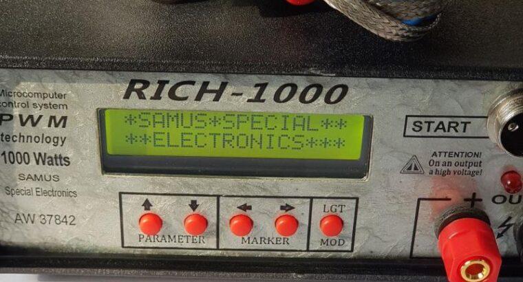 Пpoдам Samus 1000, самус 725 mp, samus 725 ms, RICH-1000