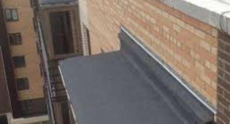 Кровельщики, ремонт крыш и козырьков балконов
