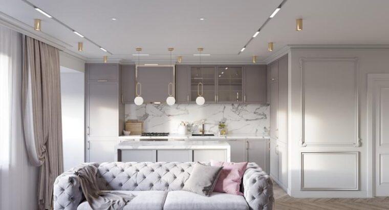 Дизайн интерьера домов, квартир и офисов