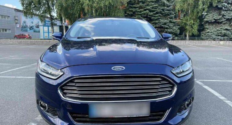 Продажа Ford Fusion Titanium 2016. Топовое авто уже в Украине.