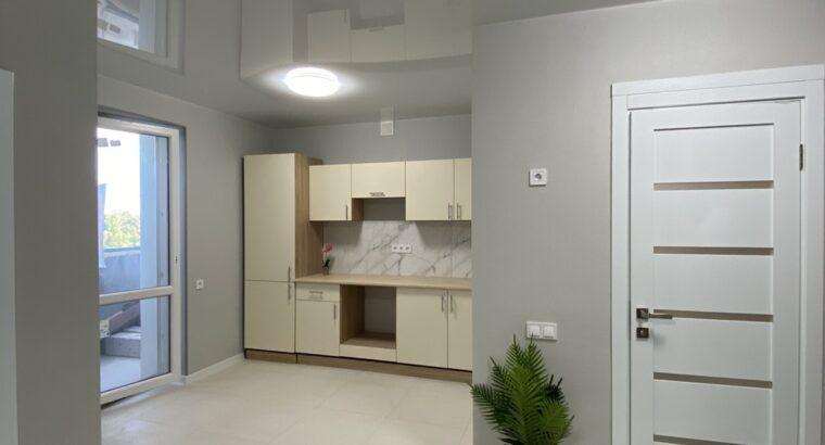 Продам свою квартиру в новострое с ремонтом ЖК Гидропарк! Видовая!
