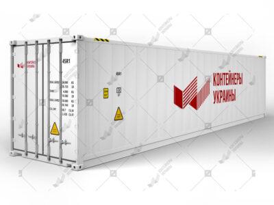 40 футовый рефрижераторный контейнер 2008 гв