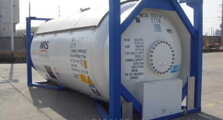 Танк-контейнер Т11 (новый)